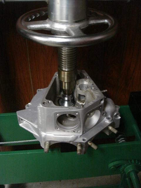 1977FLHpinion shaft bearing race1