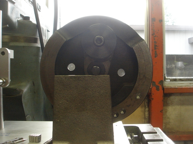 1977FLH flywheel balancing1