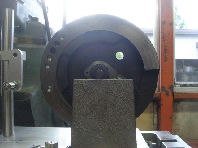 1977FLH flywheel balancing3
