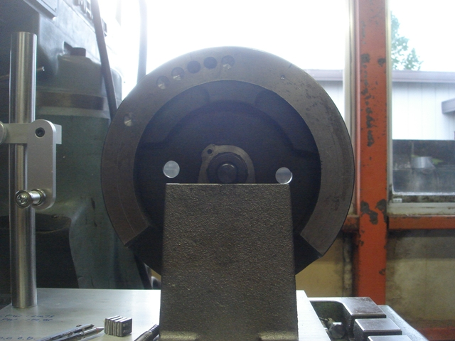 1977FLH flywheel balancing4