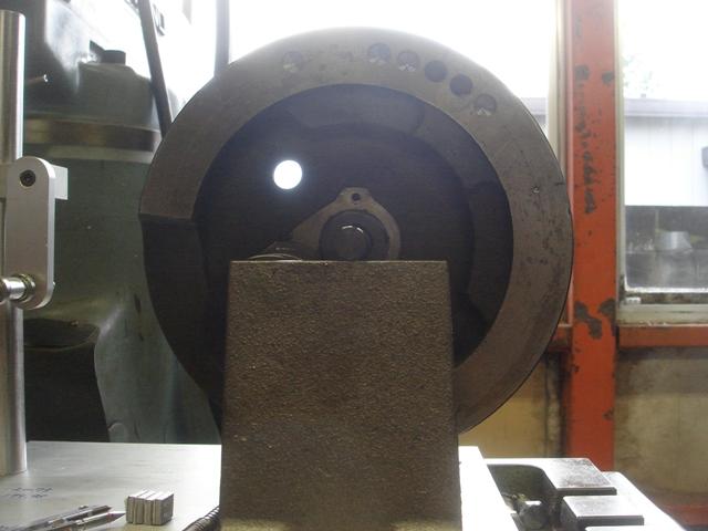 1977FLH flywheel balancing5