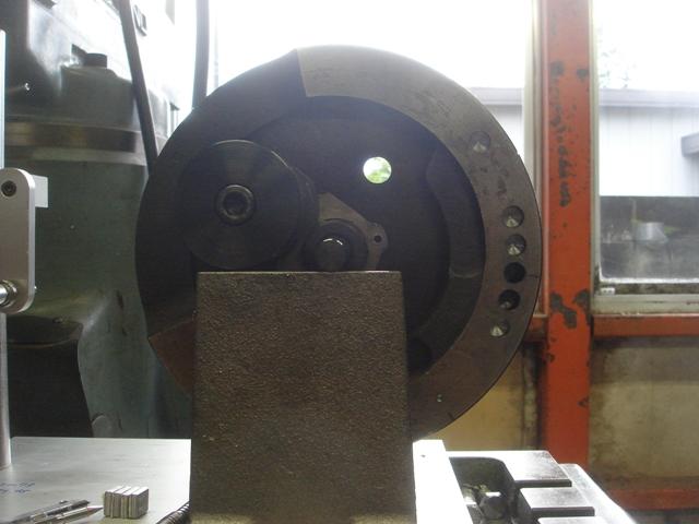 1977FLH flywheel balancing6