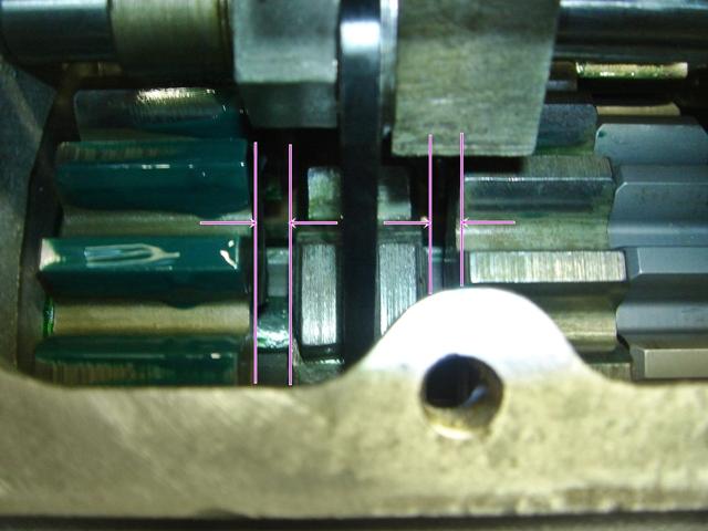 1977FLH transmission repair done4