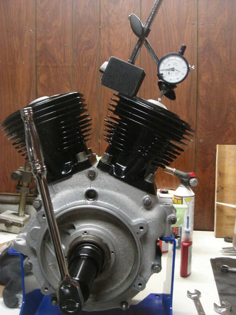 1977FLH engine rebuild11