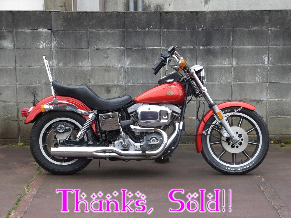 1981FXEF2 sold