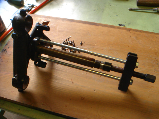 1981FXS 35mmナローフォーク ネックベアリング7