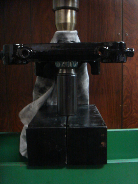 1981FXS 35mmナローフォーク ネックベアリング9