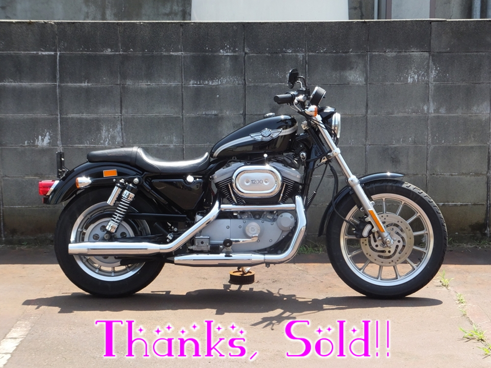 2003XL1200S sold