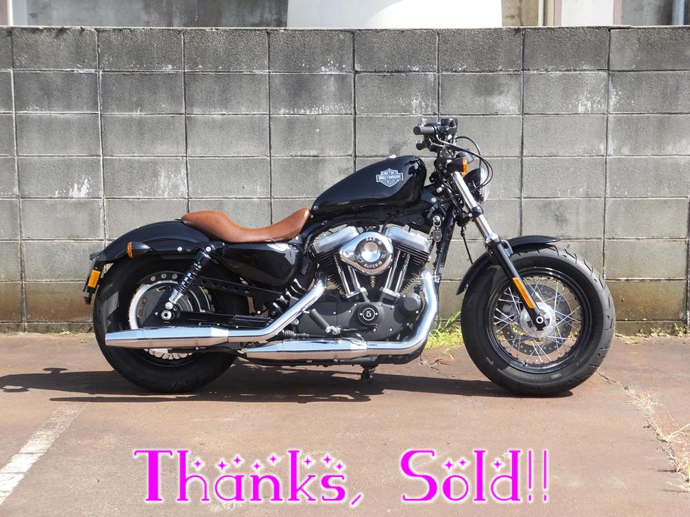 2014XL1200X sold