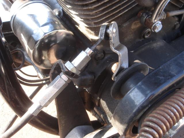 1994FLSTN rocker clutch repair2
