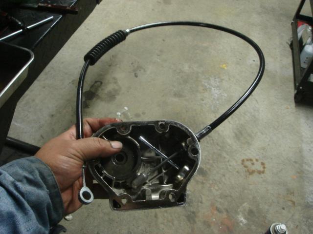 1994FLSTN rocker clutch repair6