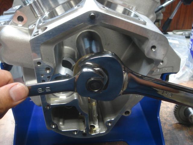 0FLH エンジンオーバーホール6