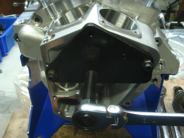 0FLH エンジンオーバーホール8