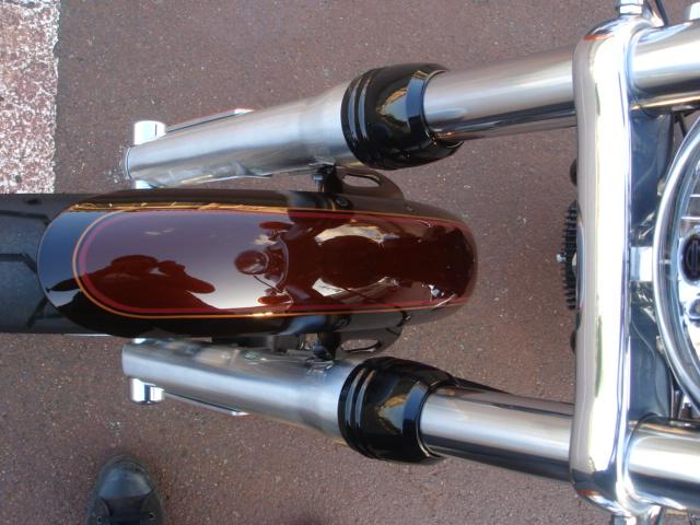 ハーレー中古車2011FXDC12