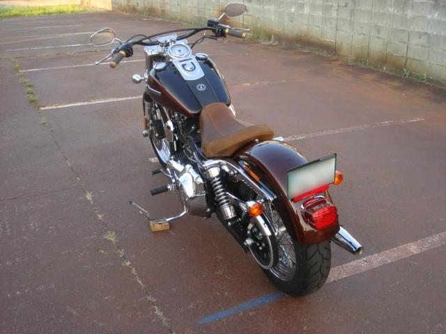 ハーレー中古車2011FXDC6