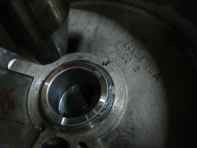 1978年式ショベル腰下オーバーホール35