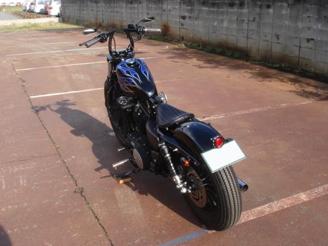 2010XL883Nカスタム22