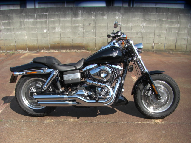 2011FXDF Thunder max handle1