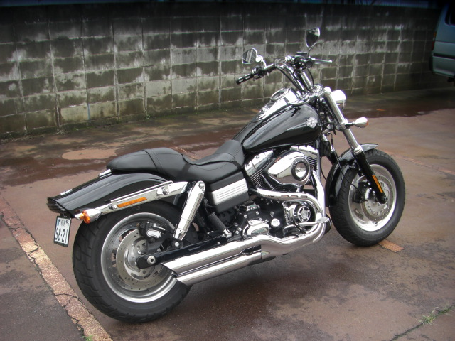 2011FXDF Thunder max handle9