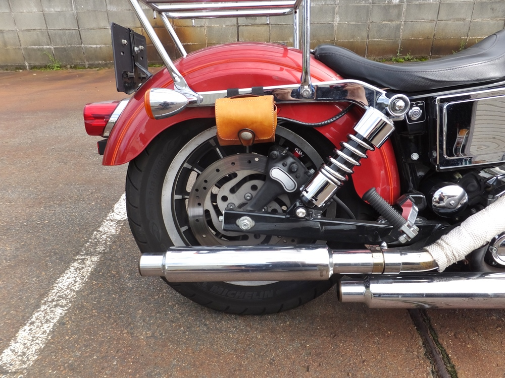 2004FXDL rear low down3