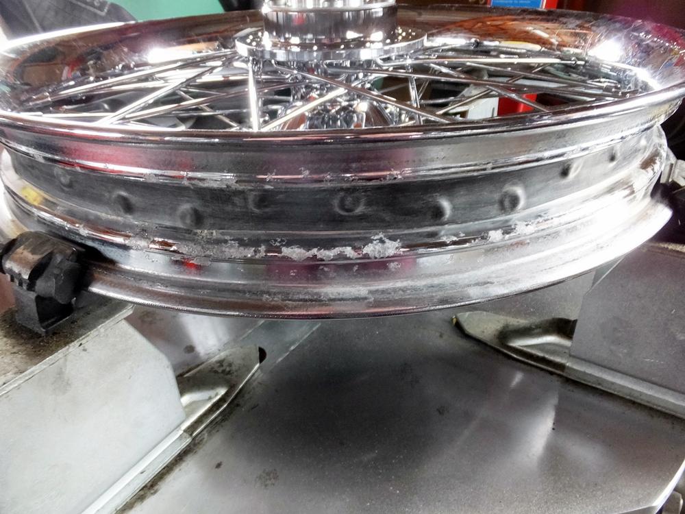 2006FXDC 車検タイヤ交換ほか6