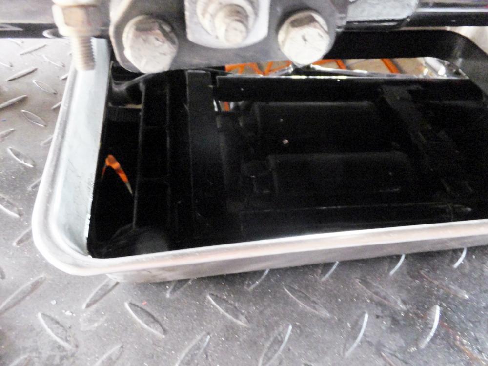 2003FLSTS バディーシート・グリップ・フロアボードカスタム5