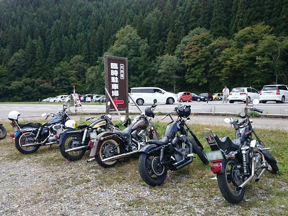 2015.09.27 大内宿ツーリング