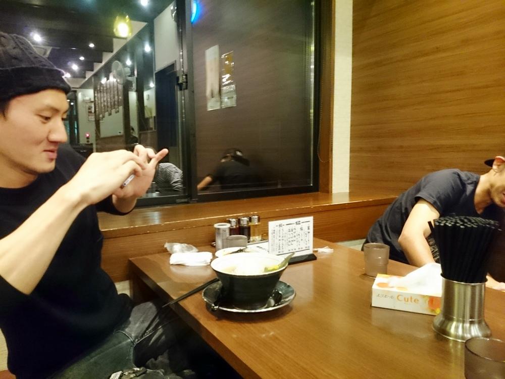 2015.10.09 ラーメンラン まっくうしゃ2
