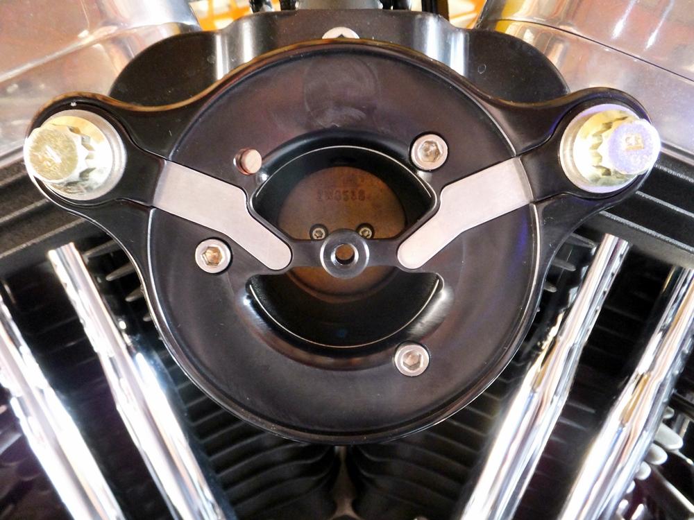 2012XL1200X サンダーマックス・エアクリーナー・マフラー3