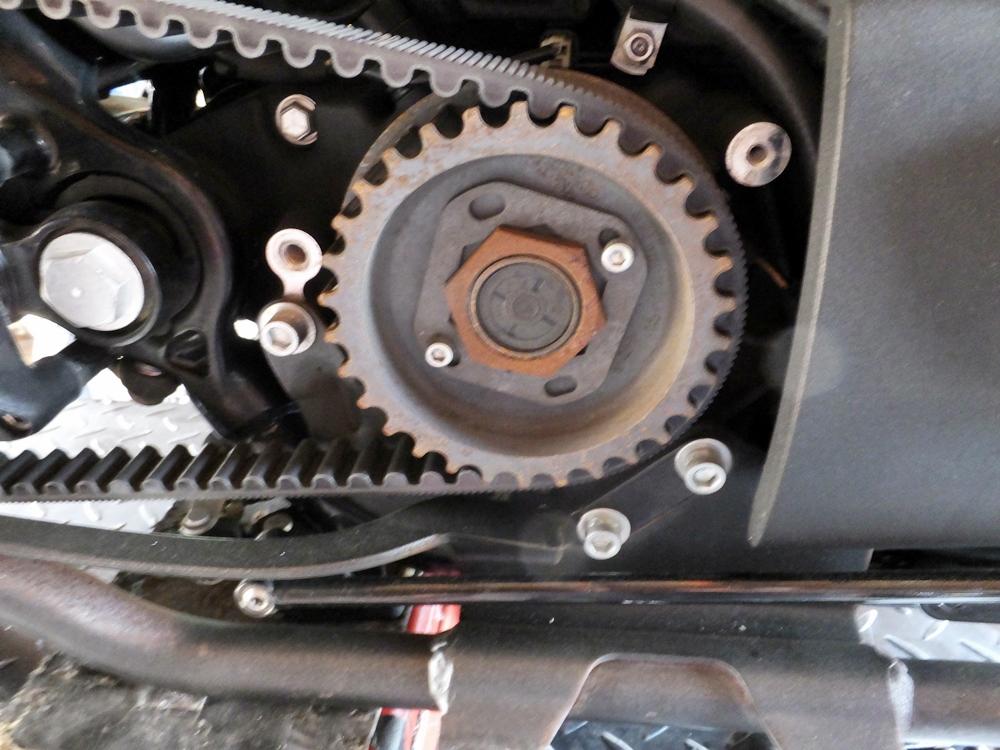2012XL1200X サンダーマックス・エアクリーナー・マフラー4