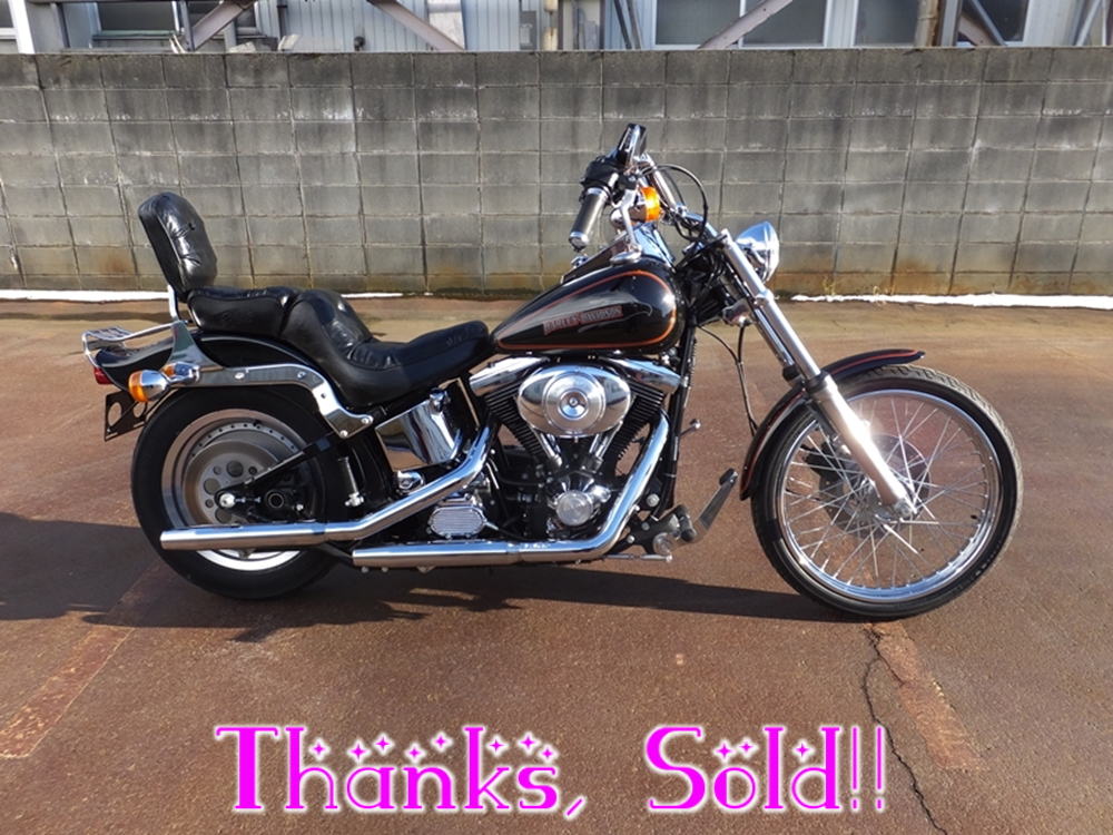 1991FXSTC2 sold
