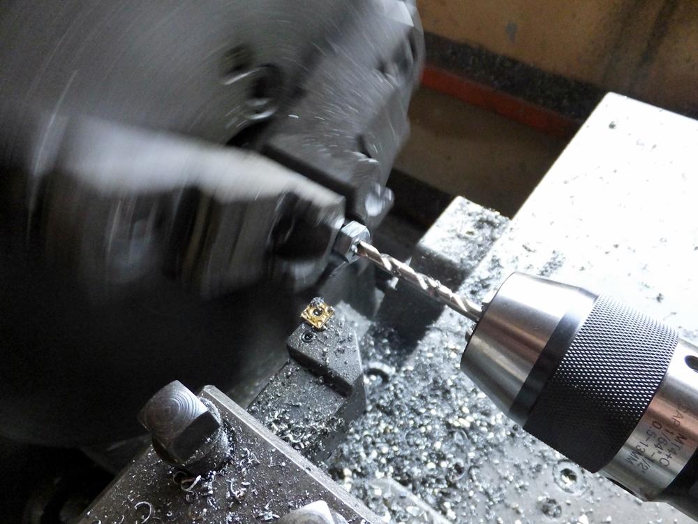 2010FXSTC テールライト ウインカー 配線修理8