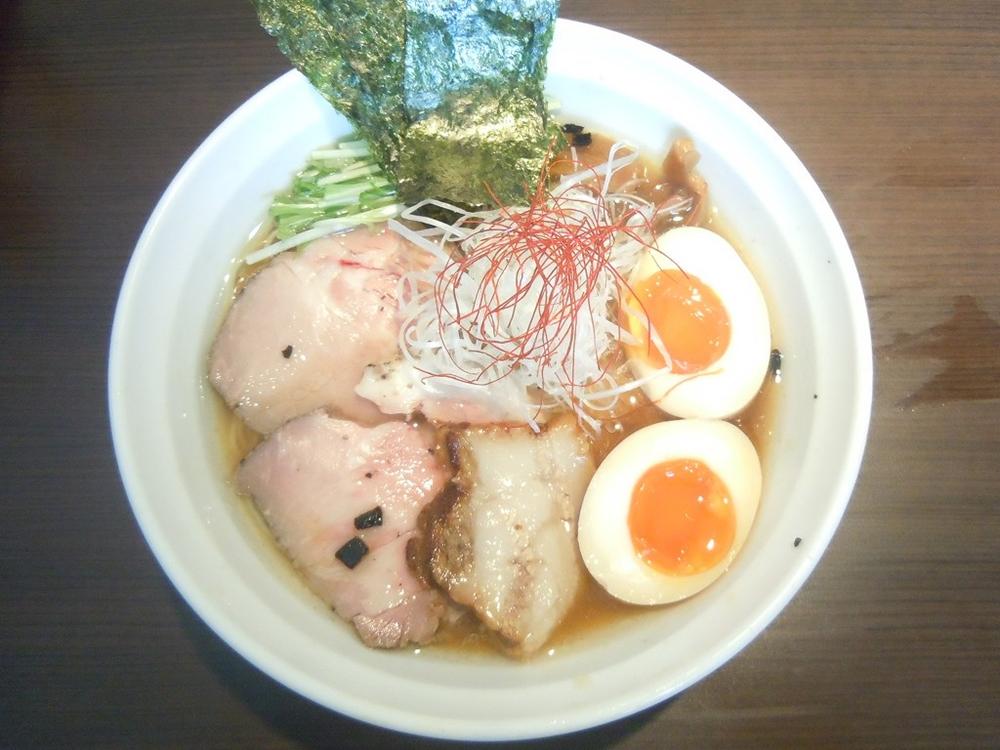 長岡市 麺や 真澄 ラーメンツーリング