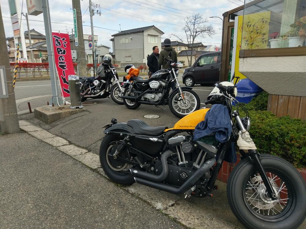 2017.11.12 ツーリング 酒田市 満月2