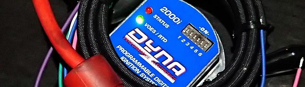 ダイナ2000i キックスタート プログラミング1