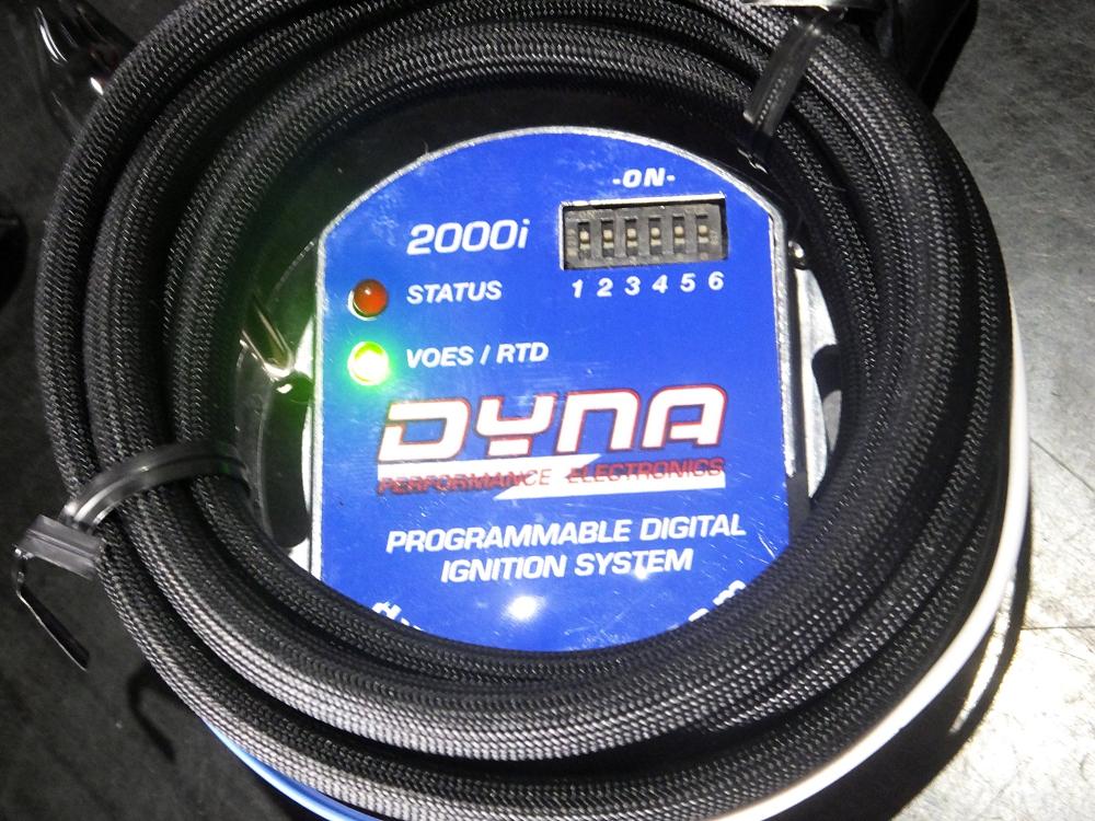 ダイナ2000i ショベルヘッド キック始動用データ書き換え2