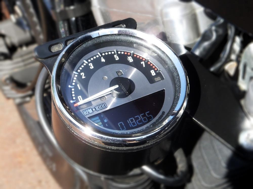 2012XL1200X フォーティーエイト ボバーカスタム ハーレー中古車14