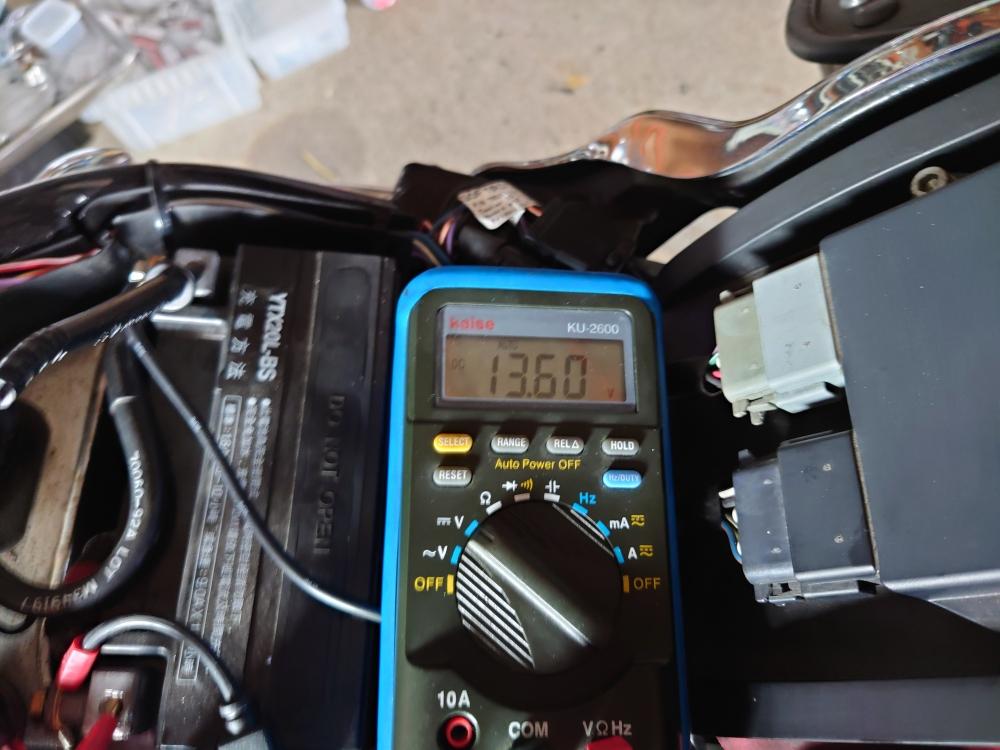 2000FLSTC オルタネーター ステーターコイル 交換8